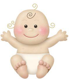 Crie e Faça Você Mesmo : Kit digital baby grátis aquivo free