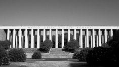 Italian Rationalism  Museo della Civiltà Romana a Roma