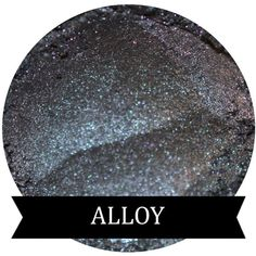 Silver Eyeshadow Alloy ($3.50) ❤ liked on Polyvore featuring beauty products, makeup, eye makeup, eyeshadow, bath & beauty, eye shadows, eyes, grey and makeup & cosmetics