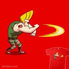Ript Apparel: Custom T-shirts & Cheap Limited Edition Graphic Tees Cartoon Crossovers, Cartoon Characters, Cute Animal Drawings, Cute Drawings, Jhonny Bravo, Arte Nerd, Cultura Pop, Disney Drawings, Cool Logo