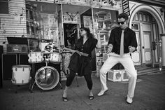 please don't stop the music, cool and quirky cinematic engagement shoot | CHECK OUT MORE IDEAS AT WEDDINGPINS.NET | #weddings #engagement #engaged #thequestion #events #forweddings