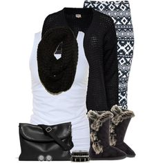 leggings outfit ideas for 2017 (27)
