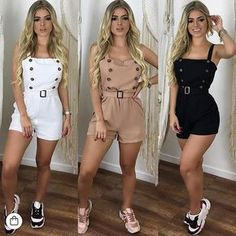 Fashion 2019 New Moda Style - fashion Chic Outfits, Trendy Outfits, Trendy Fashion, Korean Fashion, Summer Outfits, Womens Fashion, Fashion Trends, Ootd Fashion, Neue Trends