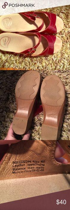 d26c65ad82ce6f Dansko Sandals Comfy wedge sandals. EUC Dansko Shoes Sandals Dolgu Topuk  Sandaletler