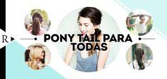 #MefascinaRipley #pasionporlamoda #ponytail