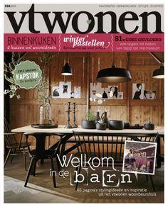vtwonen magazine cover   nr. 02-2014