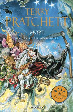 Resultado de imagen de terry pratchett mort