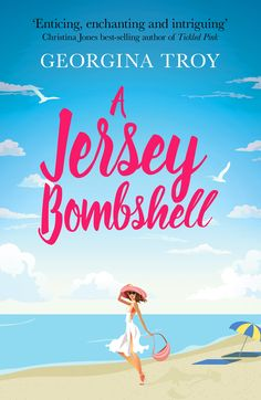 The new cover for the re-launch of A Jersey Bombshell - based in an Art Deco hotel in Jersey, called The Encore.