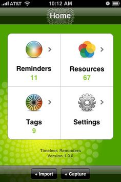 TimeLess Reminder is a robust time management app. You can use several types of reminder prompts: record/ use a video, photo or audio clip.  Easy to use interface.  I highly recommend for people with brain injuries, CVAs, executive function difficulties and /or special needs students.