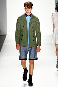 Timo Weiland   Spring 2012 Collection