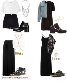 Perrie inspired outfits for a concert!
