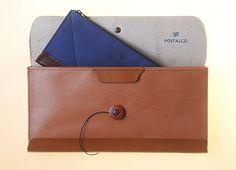 Fits Travel Wallet. トラベルウォレットに収まるサイズ