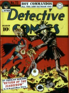COMIC_detective_279 #comic #cover #art