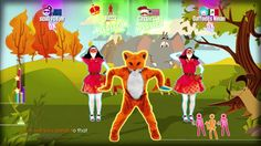 Just Dance 2015 - What Does The Fox Say? by Ylvis 5 Stars