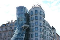 The Dancing House   #Prague, Czech Republic