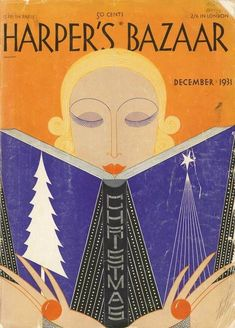 Design is fine. History is mine.      — Erté, cover illustration of'Harper's Bazaar'...