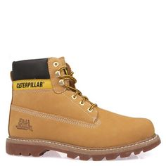 Shoe Connection - Caterpillar - Colorado Mens leather work boot. $229.99 http://www.shoeconnection.co.nz/products/CTPBRA4L3NH