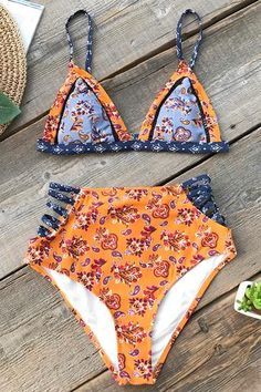 NWT Genuine ROXY stripe pattern brief//hipster//tie swim bikini bottom,S,M,L