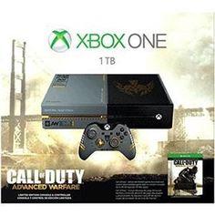 Microsoft Xbox One COD AW System 1TB Refurbished
