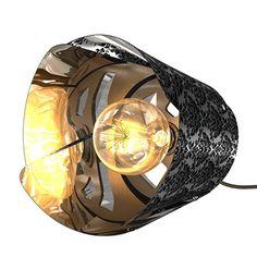 Wandleuchten - Lampenschirm 4 SHEET Hängeleuchte Kabel Textil. - ein Designerstück von ERIEshop bei DaWanda