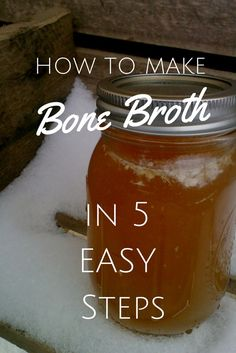 Straight forward guide to making bone broth in your own kitchen. Try the meal everyone's talking about! From FrugalChicken