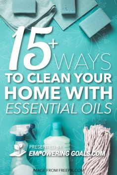 Looking for a natural way to clean your home Homemade cleaners that are chemical free are easy to create with these DIY essential oil sprays. I have a collection of 15 natural ways to clean your home with essential oils Essential Oil Spray, Essential Oils For Sleep, Essential Oils Cleaning, Essential Oil Blends, Homemade Cleaning Products, Cleaning Recipes, Natural Cleaning Products, Household Products, Cleaning Hacks