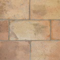 Reclaimed Natural Rectangle Terracotta Tiles 6x12 from Reclaimed Terracotta Collection Home Design Decor, House Design, Terracotta, Tiles, Mosaic, Flooring, America, Country, Natural