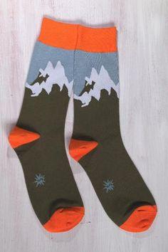 Vuorenhuippu | Miesten sukat
