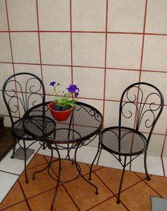 Resultado de imagen para sillas hierro jardin vintage   Hierro ...
