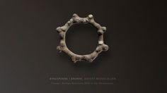 Ringspenne middelalder, i kobberlegering/bronse. Funnet i Karmøy kommune av Kai Abrahamsen 2016.