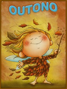 História de outono by ana via slideshare Autumn Activities For Kids, Book Markers, Classroom Crafts, Stories For Kids, Samhain, Story Time, Great Books, Halloween Crafts, Book Design