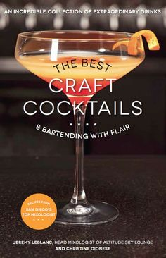 Father's Day Cocktails - Craft Cocktails