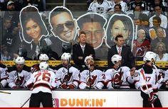 LA Kings Fans - Taunting The NJ Devils