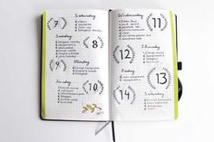 Bullet journal, nederland, bullet journal inspiration, bullet journal setup…