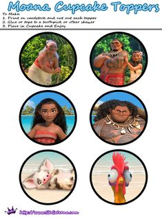 http://skgaleana.com/free-moana-printable-crafts-activities-and-party-supplies/