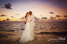 trash the dress in the morning! Moon Palace cancun destination wedding