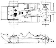 Chaparral 2K blueprint