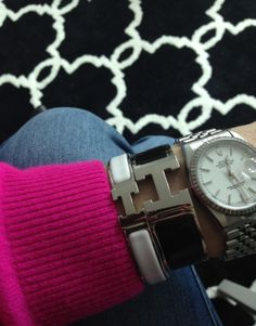 Datejust makes arm party #datejust