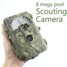 Mega Pixel Stealth Trail Scouting Deer Hunting Game Spy Wildlife Nature Camouflage Infrared Digital Camera with Video Recorder function Deer Hunting Games, Wildlife Nature, Digital Camera, Scouting, Spy, Wales, Camouflage, Competition, Trail