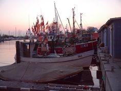 Niendorf - Ostsee - Deutschland - Hafen