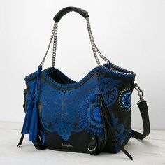 Desigual rotterdam Kerala bag on my list :)