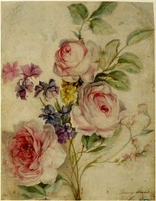 Mary Moser (27 October 1744 – 2 May 1819) English painter and one of the most celebrated women artists of 18th century Britain. One of only two female founding members of the Royal Academy (1768), Moser is particularly noted for her depictions of flowers.
