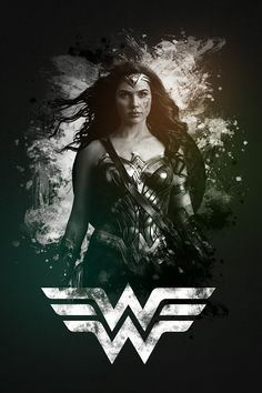 "►► DESCRIPTION:Custom artwork of the main character from the extraordinary movie ""WONDER WOMAN"" starring Gal Gadot►► FILE dimensions and details:This Gal Gadot Wonder Woman, Wonder Woman Movie, Dc Movies, Comic Movies, Geek Movies, Dc Comics Heroes, Marvel Dc Comics, Thor, Divas"