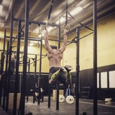 Workout.  Preparing For SVM2017!  RossFit: First Ido Portal then GST fundamentals 1  and then a CF WOD from main site: 3RFT  10 thrusters  5Mu  10 Power snatch  Rx 75kg (I did 40)   Long time ago I played with the rings.  #CrossFit #CrossFitBackaplan #TotusFitness #MuscleUp #backpack #GST #ChristmasCameEarlyThisYearKids #holidaysarecoming #RingMaster #FLAWD #ThisIsFLAWD #RossFit #SVM #SVM2017 #HarDuVadSomKrävs