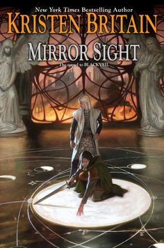 MIRROR SIGHT by Kristen Britain -- the highly-anticipated fifth installment of the Green Rider series.