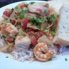 Seafood : Seafood Mocequa Recipe
