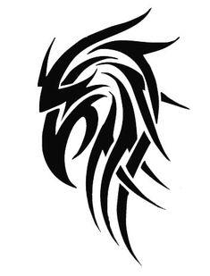 Tribal Phoenix Kopf , Vinyl stickers, Aufkleber - 50cm Hohe - 50cm Breite - Farbe Vinyl GetitStickit http://www.amazon.de/dp/B00IH2PKDU/ref=cm_sw_r_pi_dp_TU7svb1YYTRN3