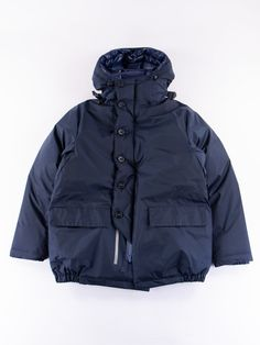 ad91c28689664a Buy Navy Blue Arktikal Down Jacket by Comfy – All Down Filled online at The