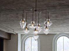 Providing Quality Cristallo glass lighting,Hand-Blown in Murano,Italy by CX DESIGN