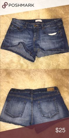 Nordstroms BP jean shorts (juniors) Cute jean shorts perfect for a cute summer outfit or the beach Nordstrom Shorts Jean Shorts